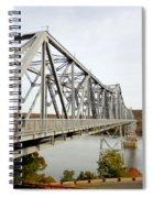 The Rip Van Winkle Bridge 4 Spiral Notebook