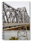 The Rip Van Winkle Bridge 5 Spiral Notebook