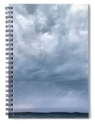 The Rising Storm Spiral Notebook