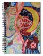 The Ritual Spiral Notebook