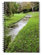 The River Bourne Spiral Notebook