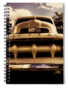 The Rizzo Effect Three  Spiral Notebook