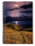 The Road Forward Spiral Notebook