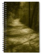 The Road To . . .  Spiral Notebook