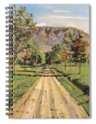 The Road To Evordes Spiral Notebook