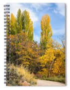 The Road To Josie's Cabin Spiral Notebook