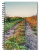 The Road To Nowhere Spiral Notebook