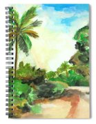 The Road To Tiwi Spiral Notebook