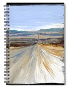 The Road Trip Spiral Notebook