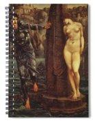 The Rock Of Doom 1888 Spiral Notebook