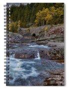 The Rock Wall Spiral Notebook