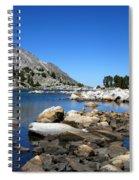The Rocks Of Treasure Lake Spiral Notebook