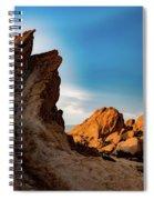 The Rocks Of Vasquez Spiral Notebook