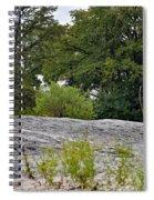 The Rocky Limestone Climb Spiral Notebook