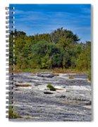 The Rocky Limestone Trail  Spiral Notebook