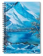 The Rocky Mountains  Spiral Notebook