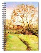 The Rookery By V.kelly Spiral Notebook