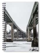 The Roosevelt Expressway Bridges Spiral Notebook