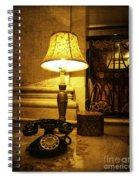 The Roosevelt Hotel Spiral Notebook