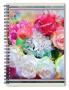 The Roses Of Catherine Deneuve Spiral Notebook