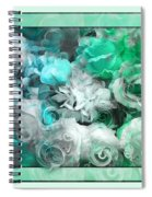 The Roses Of Josephine  Spiral Notebook