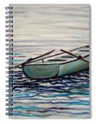 The Row Boat Spiral Notebook