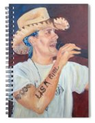 The Rowdy One Spiral Notebook