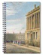 The Royal Crescent Spiral Notebook