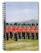 The Royal Fusiliers Spiral Notebook