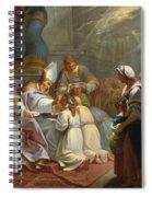 The Sacrament Of Confirmation Spiral Notebook