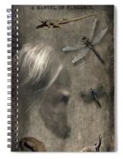 The Saluki Is A Marvel Of Elegance Spiral Notebook