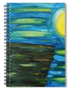 The Sanctuary Spiral Notebook