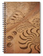The Sand Man Spiral Notebook