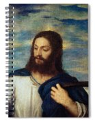 The Savior Spiral Notebook