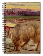 The Scapegoat Spiral Notebook