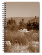 The Scenic Route Spiral Notebook