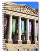The Schermerhorn Symphony Center Spiral Notebook