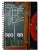 The Score Spiral Notebook