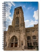 The Scottish Rite Cathedral - Indianapolis Spiral Notebook