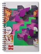 The Scream 2 Spiral Notebook