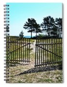 The Sea Is Yours Spiral Notebook