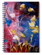 The Season Of Singing Has Come Spiral Notebook