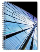 The Seattle Great Wheel Spiral Notebook