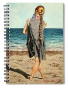 The Secret Beauty - La Belleza Secreta Spiral Notebook