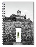 The Secret Door 04 Spiral Notebook