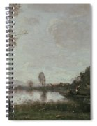 The Seine At Chatou Spiral Notebook