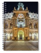The Semper-opera Spiral Notebook