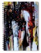 The Sensual World Spiral Notebook