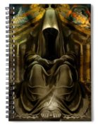The Seven Monks Of  Tarthyohr  Spiral Notebook