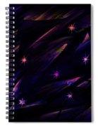 The Seven Stars Spiral Notebook